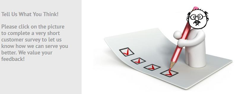 Costen Insurance, Customer Survey
