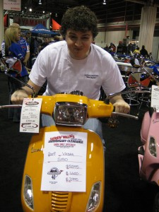 Andrew motorcycle