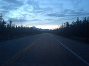 Highway to Jasper